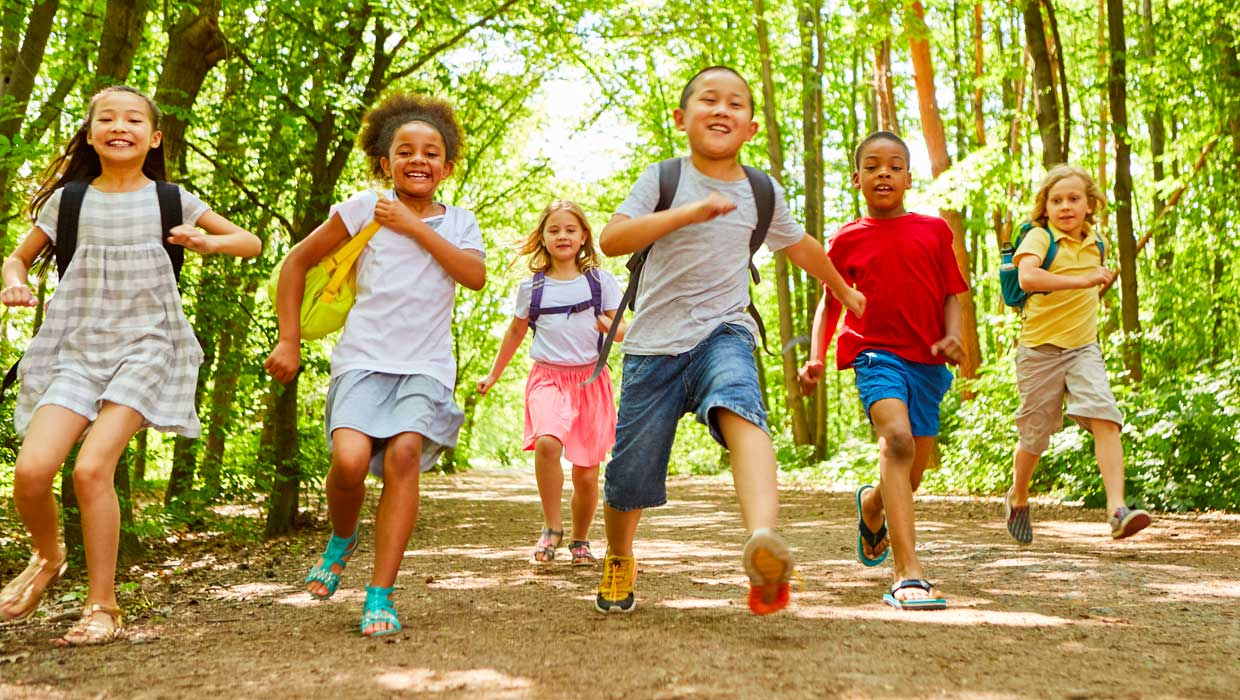 Kids Camps for Experiential Education