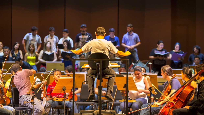 School Orchestra Image